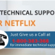 Netflix Contact Phone Number